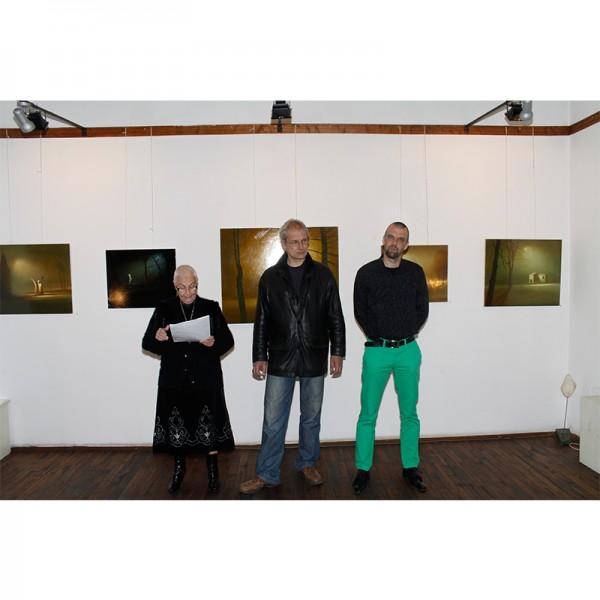 """""""Забравените гари"""" изложба живопис на Стефан Балтов от 17.04. до 07.05.2018 г."""