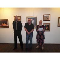 галерия Възраждане представя изложба живопис на Николай Караджов от 29.05. до 18.06.2018 г.
