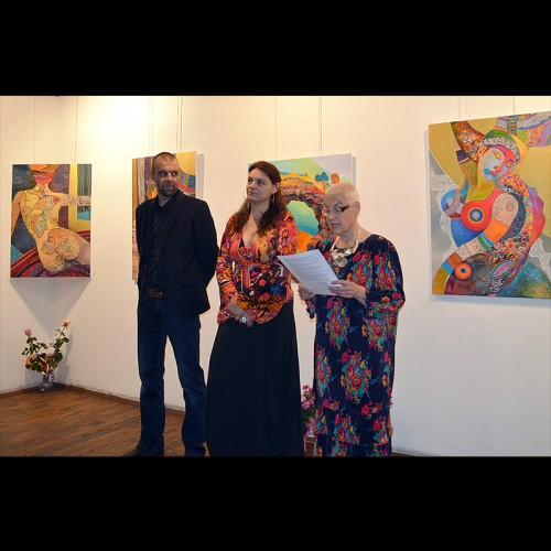 галерия Възраждане празнува своя 24 рожден ден