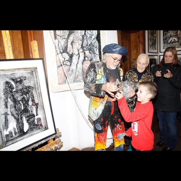 Ставри Калинов и галерия Възраждане отново заедно