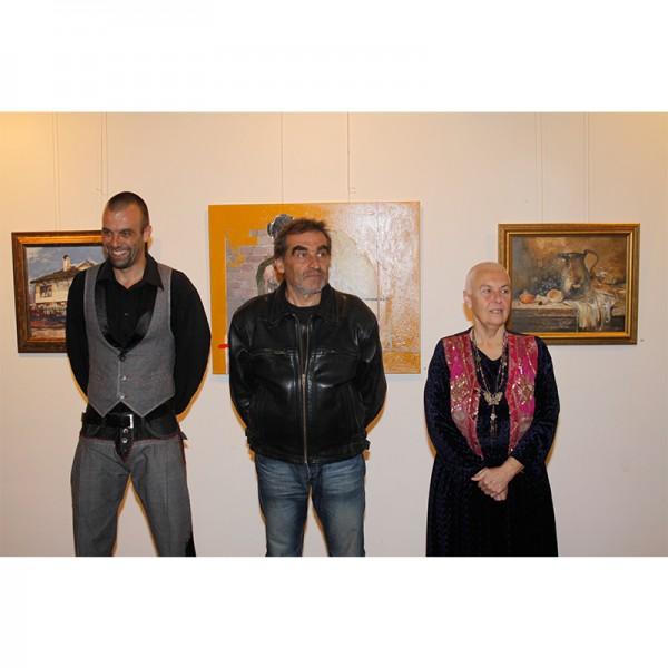 Галерия Възраждане празнува 60 та годишнина на доц. Иван Узунов, на 19.06.2018 г. от 18:00 ч.