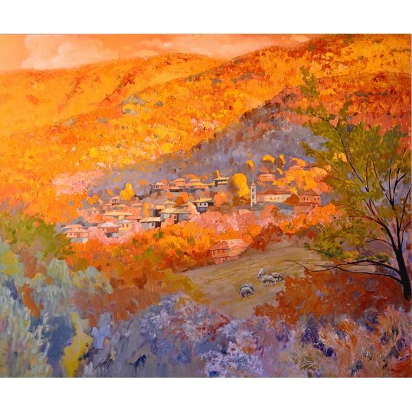 Есен в магичнита Родопа планина