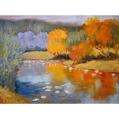 Есенни отражения