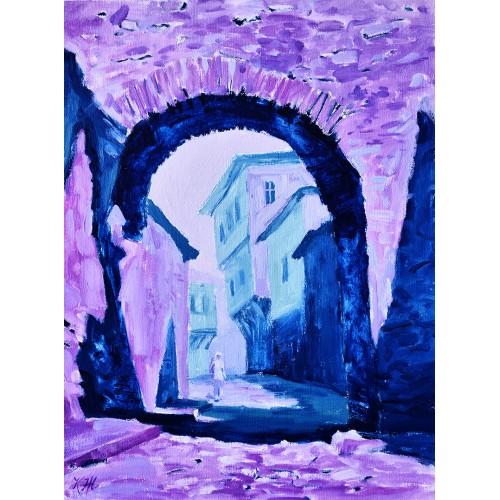 Пурпурни вибрации - Хисар Капия