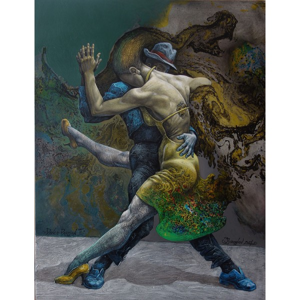 Страстен танц 2